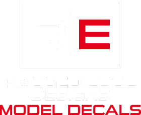 Ragged Edge Decals