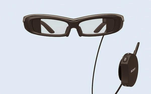 Sony Developer Edition SmartEyeglass AR