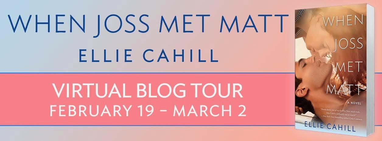 When Joss Met Matt by Ellie Cahill