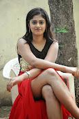 Meghasri glamorous photos in red-thumbnail-17