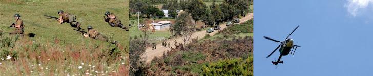 La semana Pasada violentamente fue allanada la comunidad Mapuche Wente Winkul Mapu de ngulu mapu