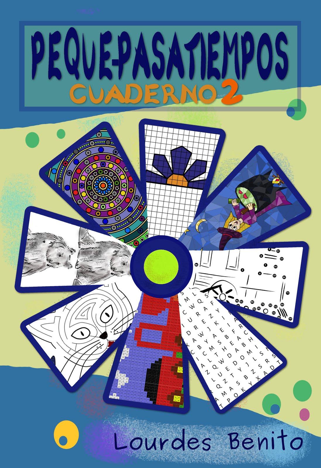 PEQUE-PASATIEMPOS Cuaderno nº2