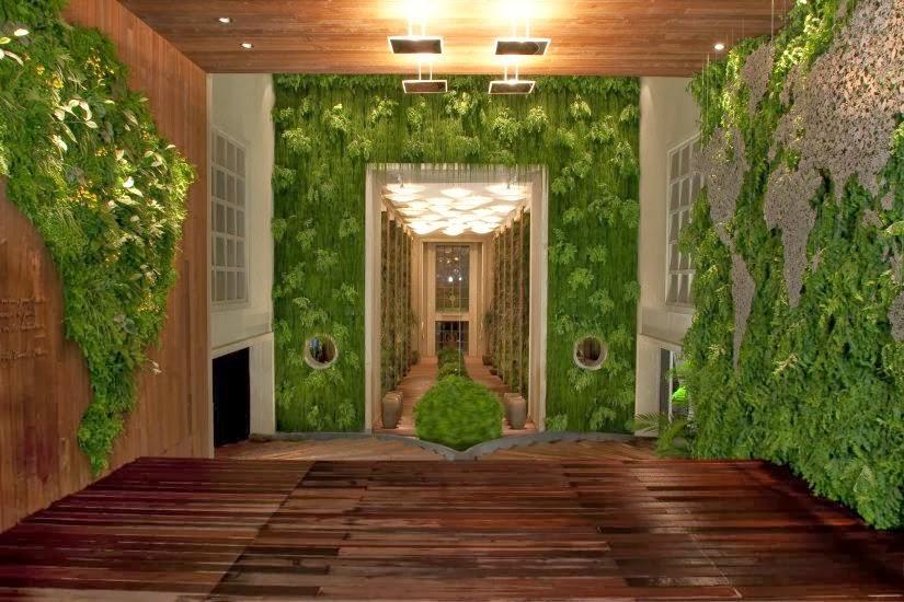 fotos de jardins urbanos : fotos de jardins urbanos:líder no setor de jardins urbanos, a Quadro Vivo é um Hub de