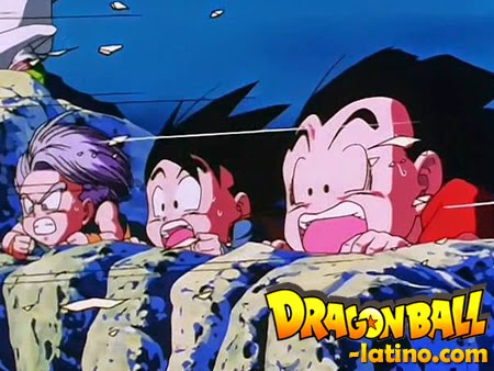 Dragon Ball Z capitulo 235