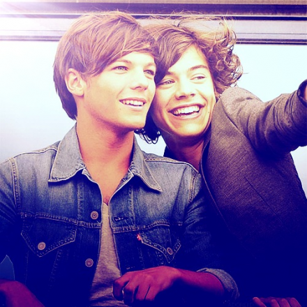 (M) HARRY STYLES ◊ we didn't have always the choice Harry-Styles-Louis-Tomlinson-harry-styles-24799837-500-500