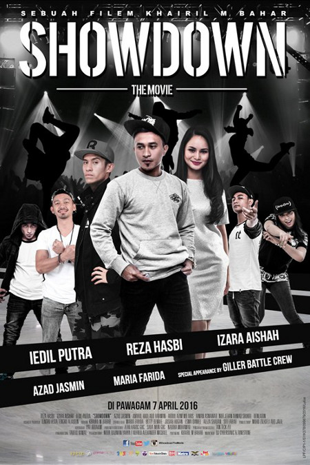 7 APRIL 2016 - SHOWDOWN THE MOVIE (BM)