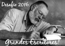 Desafio Literário 2016