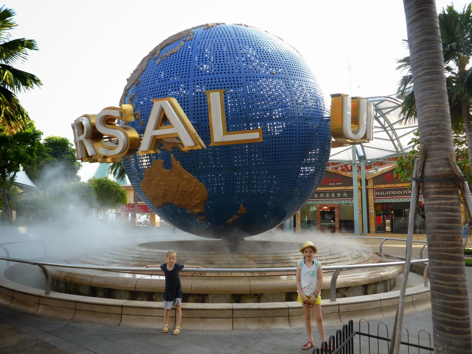 Universal studios singapore for families