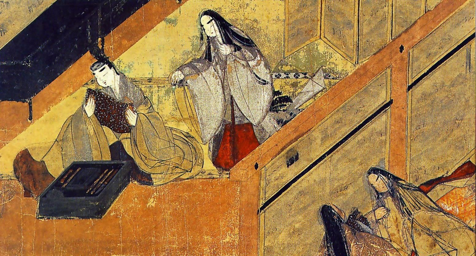 genji monogatari or the tale of genji essay The tale of genji essays are academic essays for citation these papers were written primarily by students and provide critical analysis of the tale of genji by murasaki shikibu.