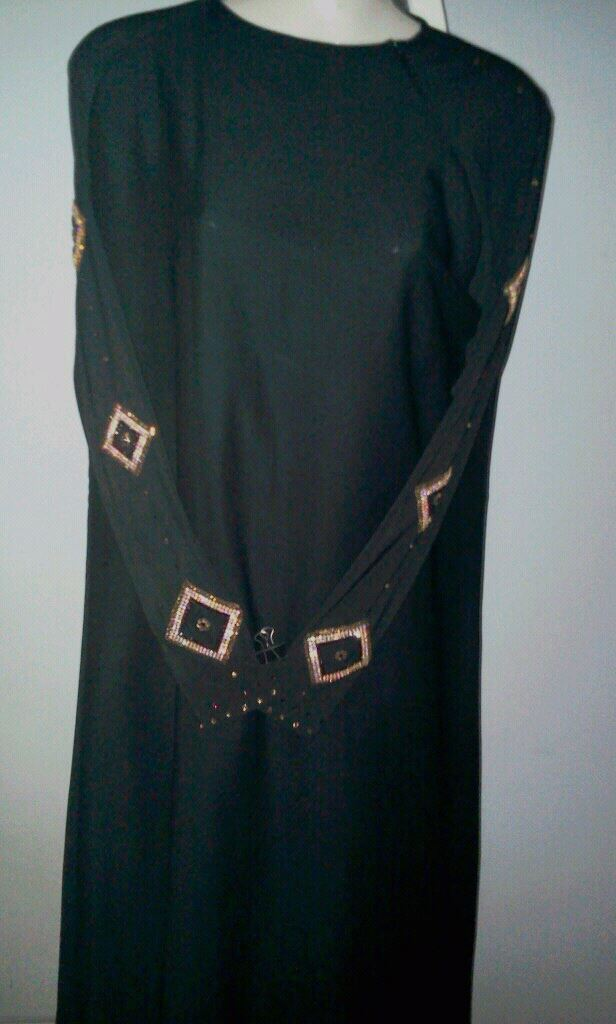 JUBAH ABAYA ARAB AL-ZAFEEDZ Collection from JEDDAH Saudi arabia