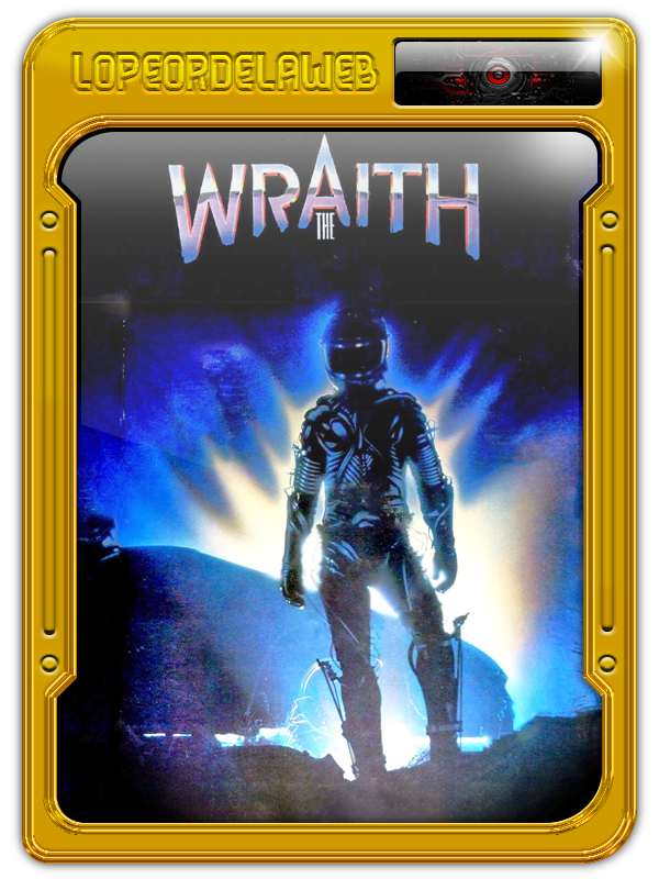 The Wraith (El Aparecido) (1986) [BrRip-720p-Dual-Mega]