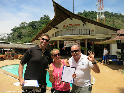 Testimonial by Kerstin of the Khao Lak April 2015 PADI IDC