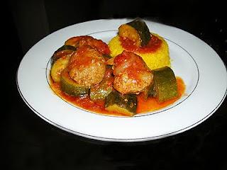 Boulettes de boeuf sauce pimentées
