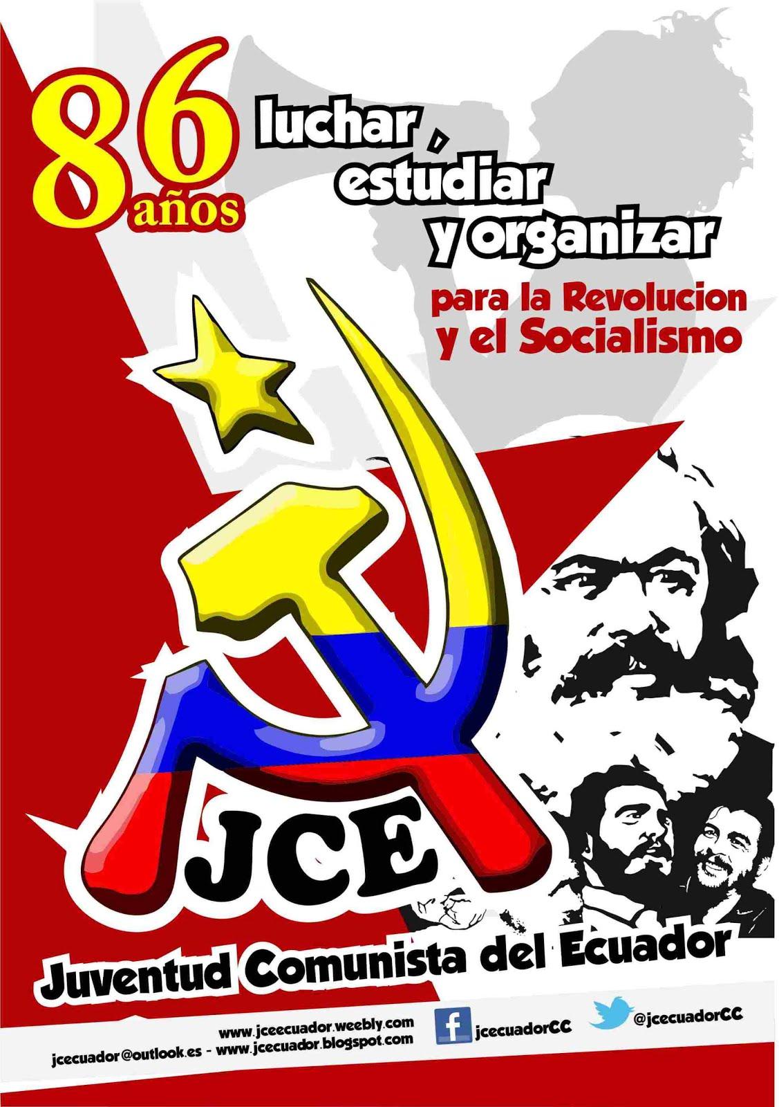 Juventud Comunista del Ecuador