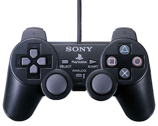 Controle Dual Shock p / Playstation 2
