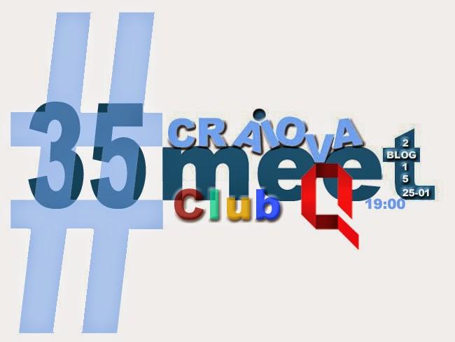 Primul #CraiovaBlogMeet din 2015