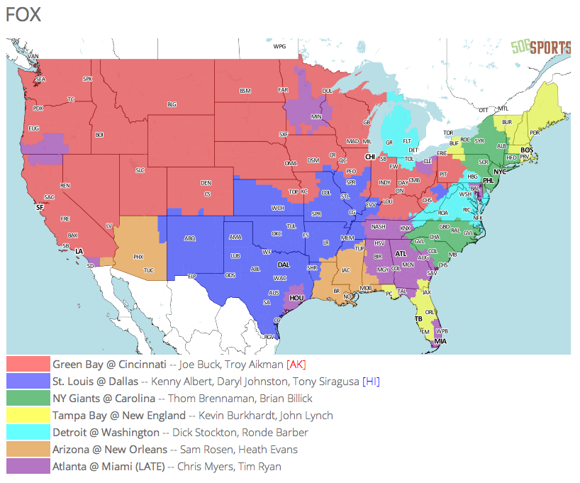 the 506 nfl maps nfl football betting