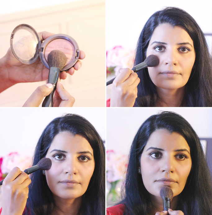Holiday Makeup Tutorial, #HolidayGlow #CollectiveBias