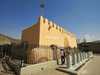 Khilafah 'Abbasiyyah Melestarikan Tempat Bai'at Aqabah