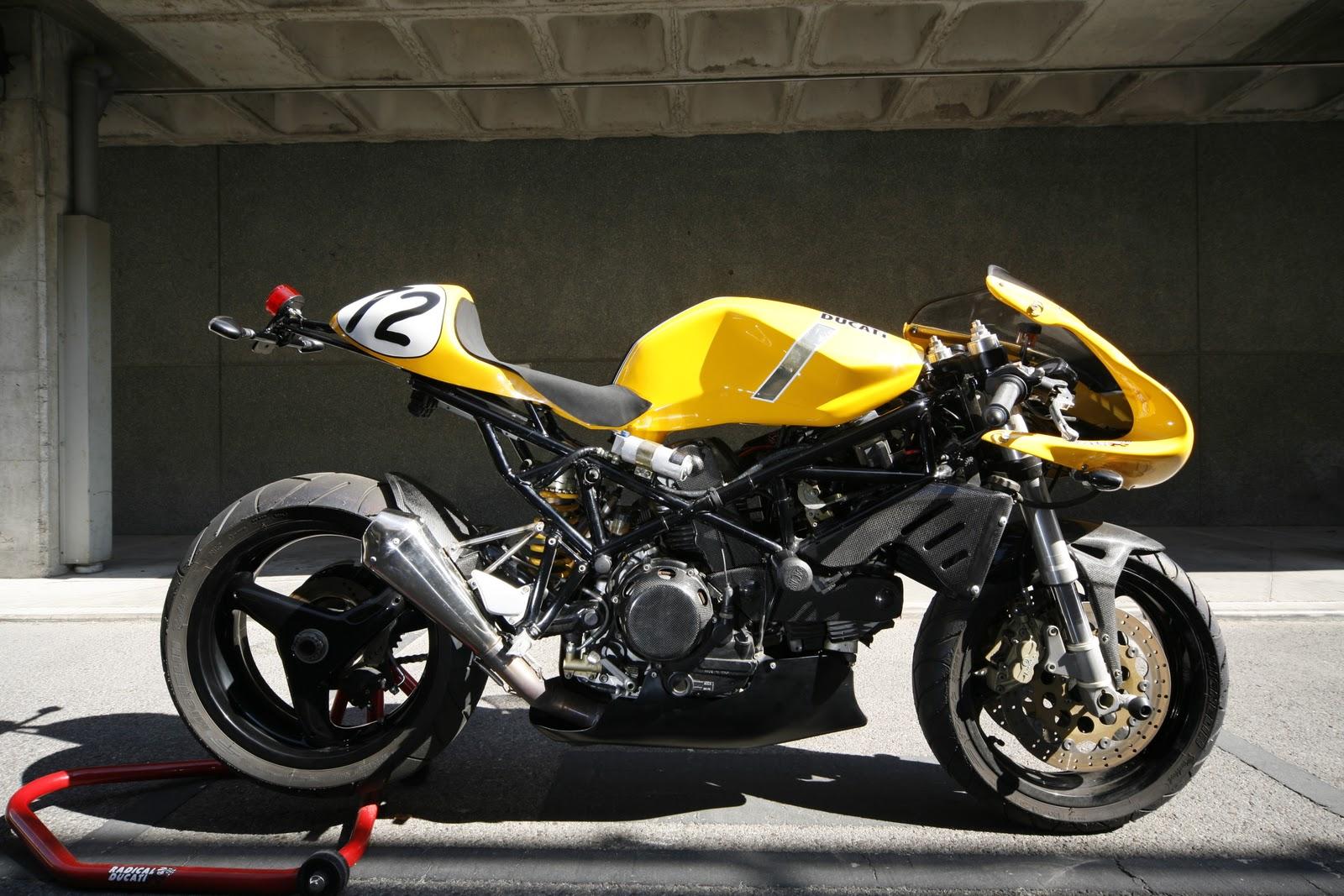 Radical Ducati S L Sport 944 By Radical Ducati 2008