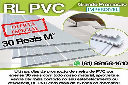 Apoio RL PVC