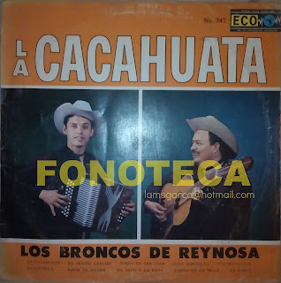 LA CACAHUATA