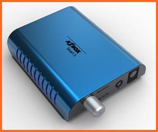 Nova atualização Dongle Smart 2 Azul Azbox data 23/04/2014. Smart+II