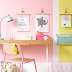 | Kids decor ideas in a sweet gelato palette