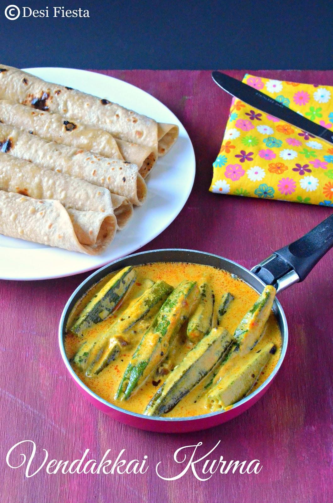 Bhindi recipes
