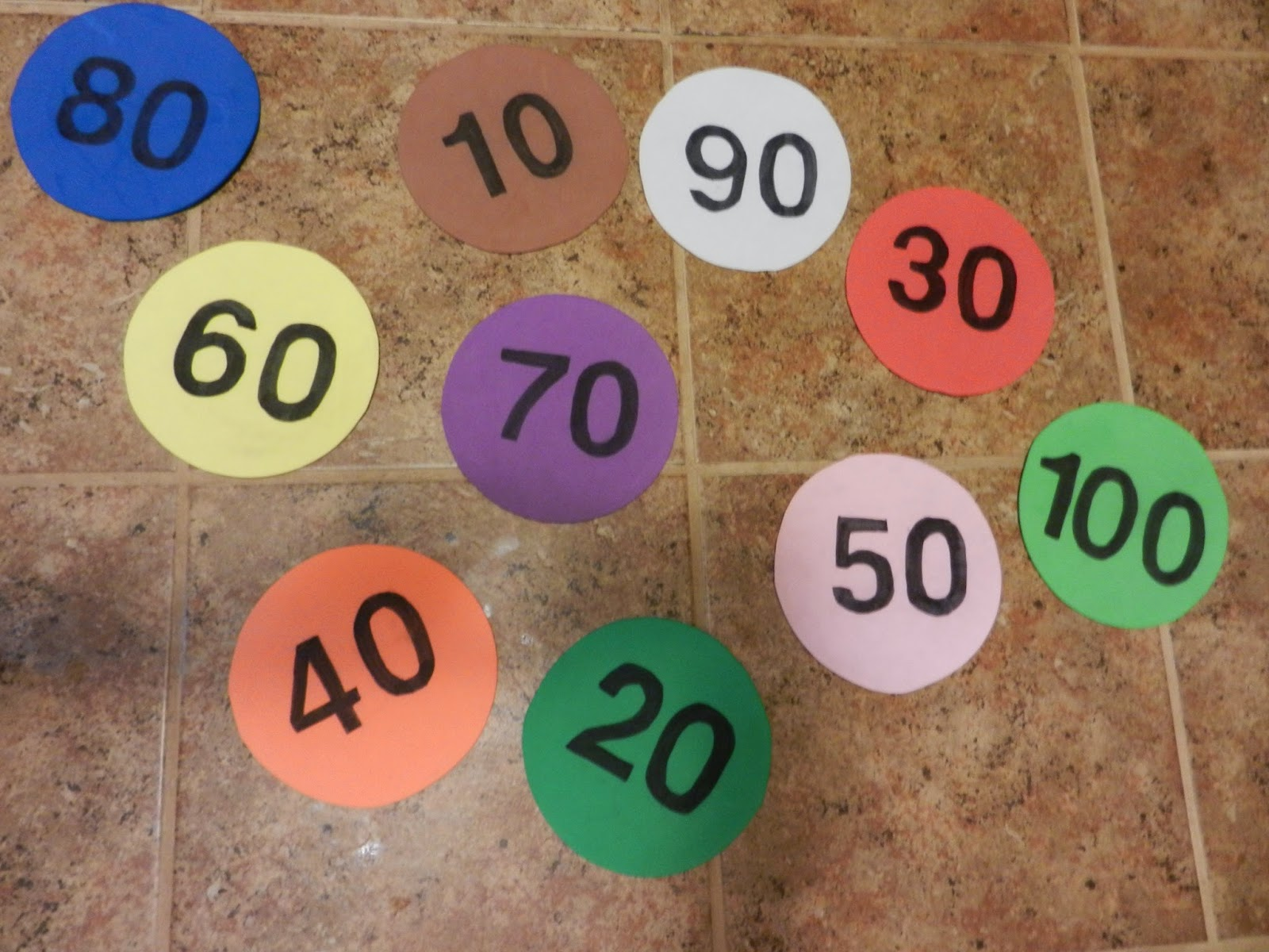 Floor mats in spanish - For This Activity Have Students Sit In A Circle Place The Mats On The Floor In The Middle Of The Circle With The Number Faced Down