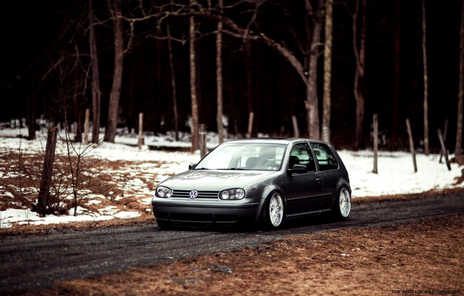 Volkswagen Golf MK4 Car 6994929