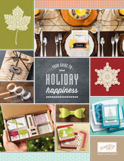 Stampin'Up Holiday Catalog
