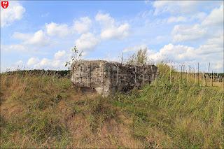 Девятый немецкий бункер с Первой мировой войны