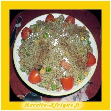 Recette de couscous de mil la viande recettes - Recette de cuisine ivoirienne gratuite ...
