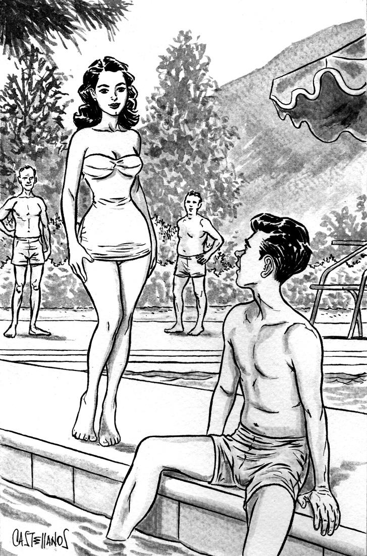... historietista: Ilustraciones para YOLEO cuentos de Alfredo Bryce