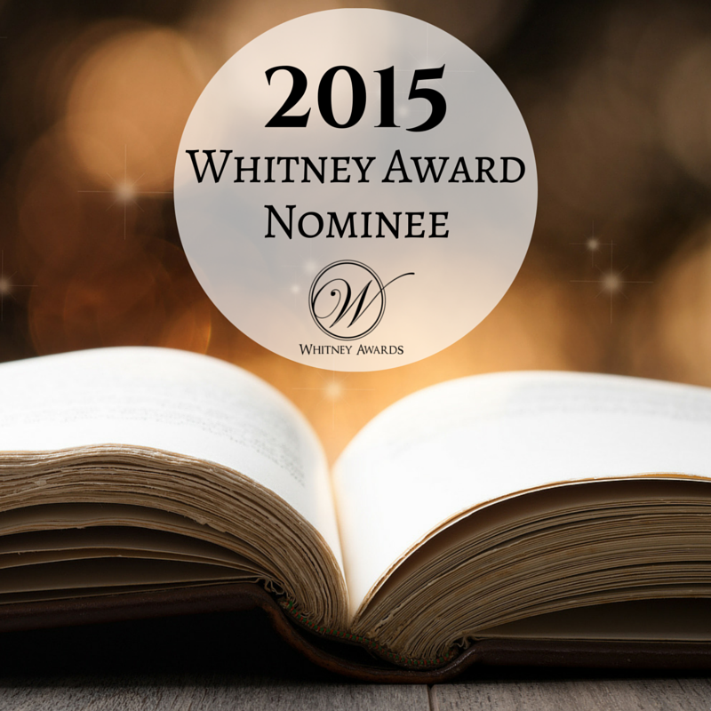 SWAY is a Whitney Award Nominee!