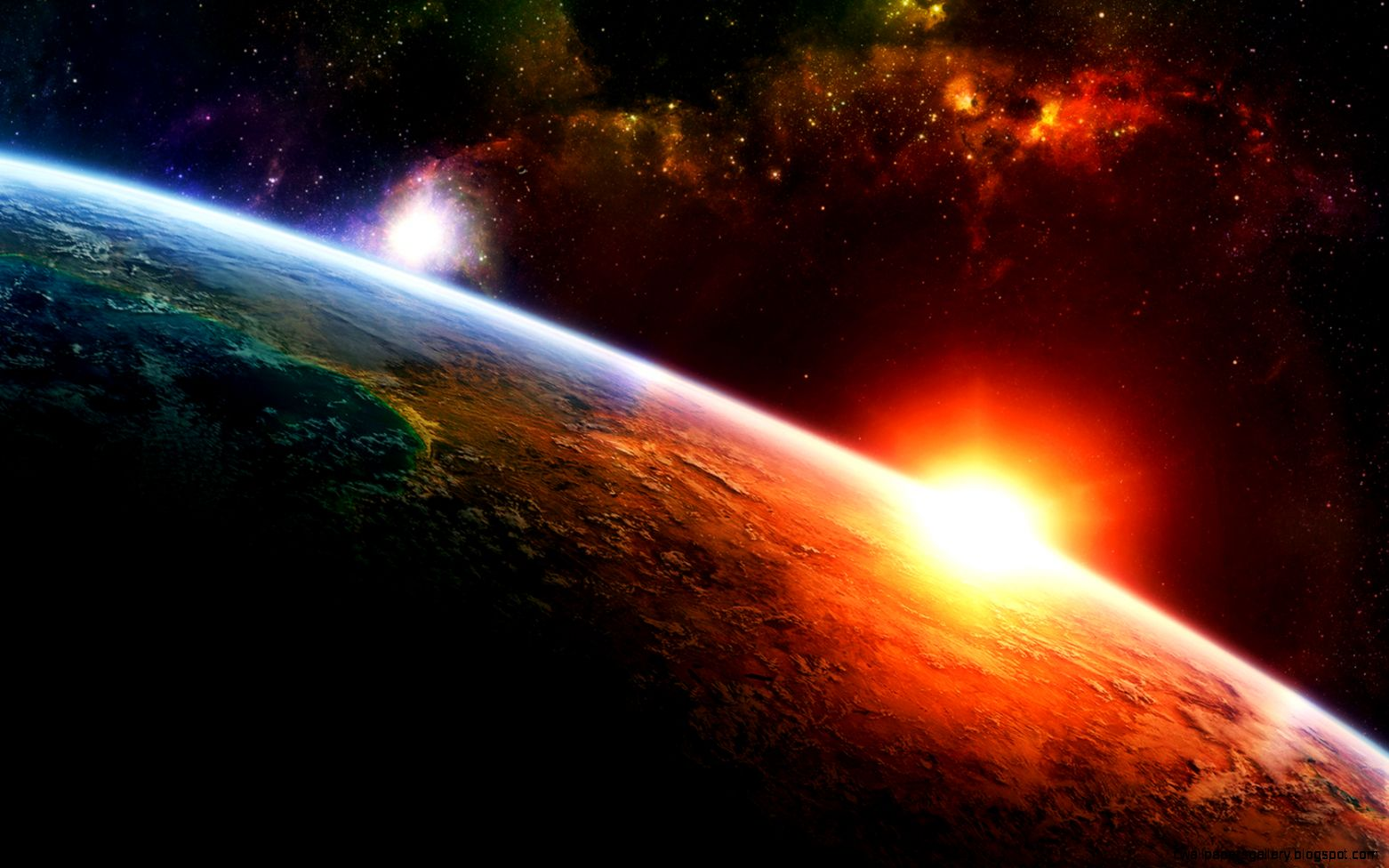 Cool Earth wallpaper  1920x1080  34434