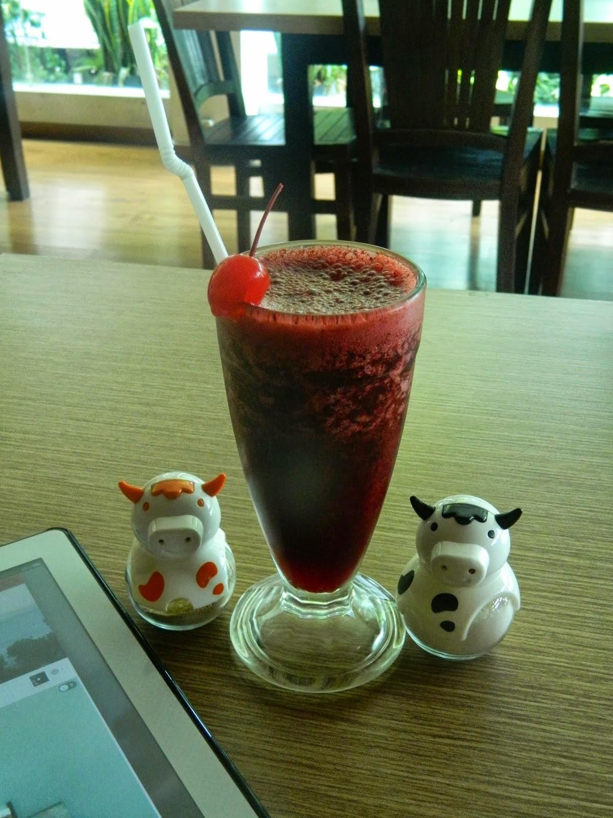 Mixberry Juice