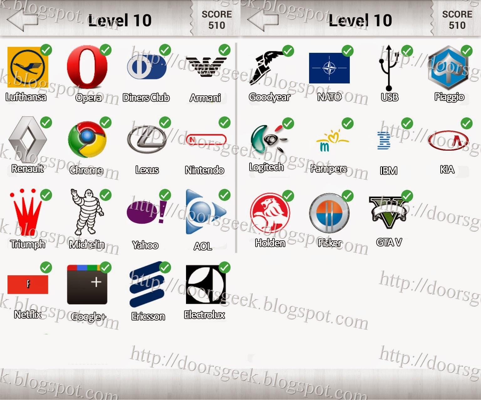 Logo quiz level 26 answers