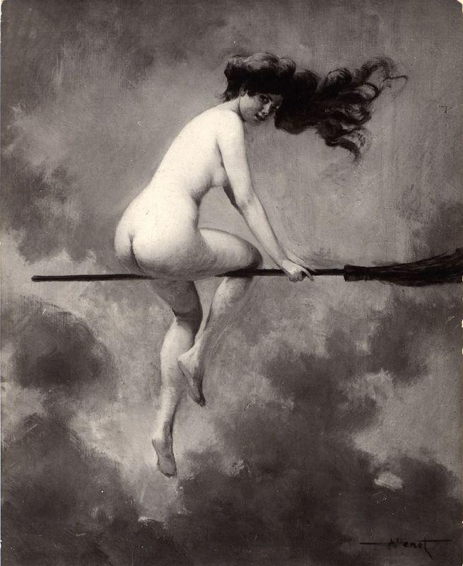 albert joseph penot witch