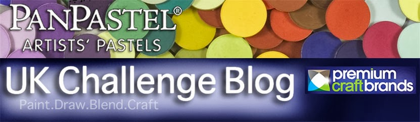 Premium Craft Brands Pan Pastel UK Challenge Blog