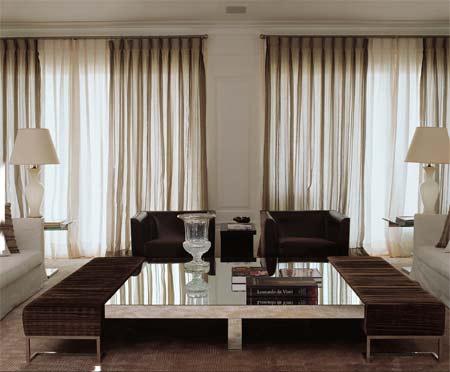 Studio casa mix dicas sobre cortinas - Cortinas para sala ...