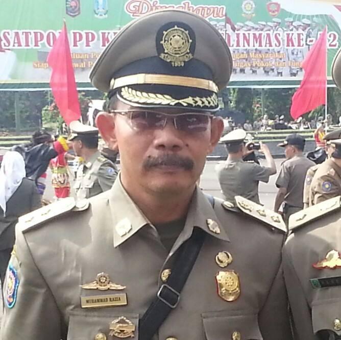 Kepala Satuan Polisi Pamong Praja Kab. Sambas