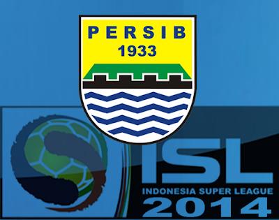 Jadwal Persib 2014
