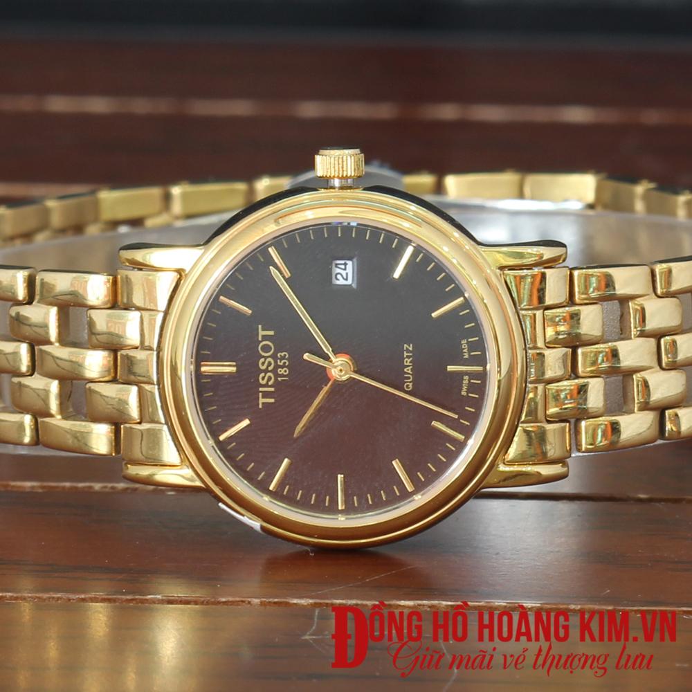 Đồng hồ nữ cá tính giá rẻ dây bản to