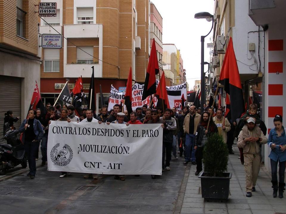Federación Local de Sindicatos CNT Adra