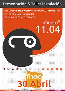 Evento fnac Ubuntu