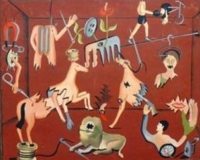 John WELSON, peinture Années 70, in SOAPBOX 130