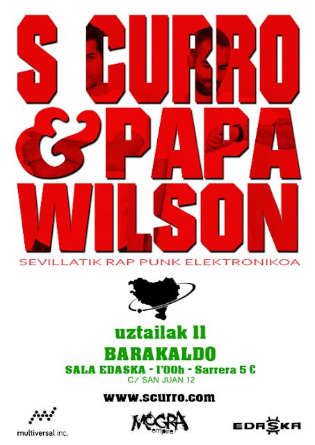 S Curro & Papa Wilson