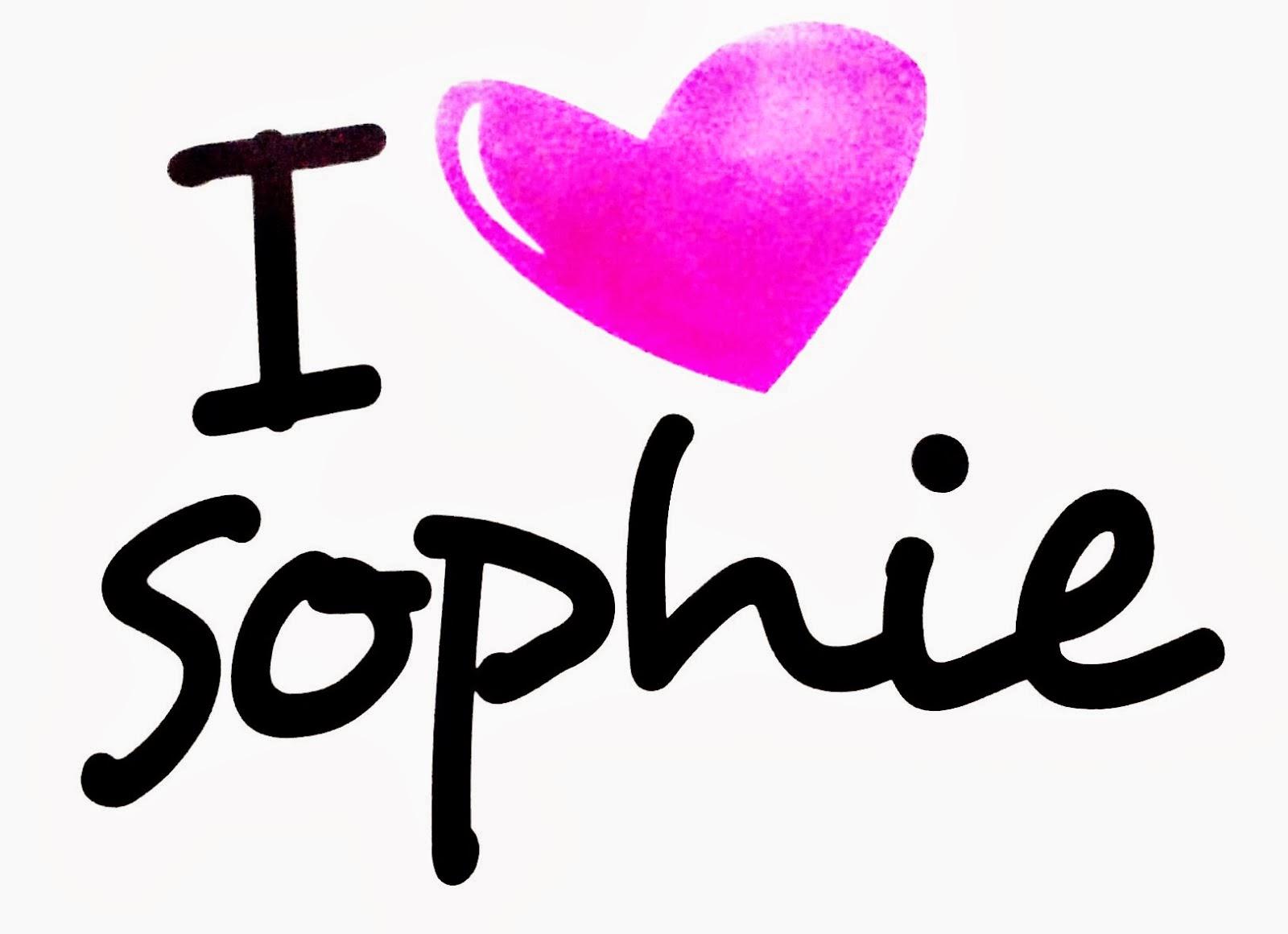Sophie-holics